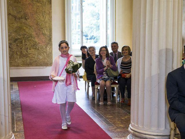 Il matrimonio di Simone e Laura a Desio, Monza e Brianza 30