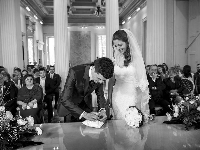 Il matrimonio di Simone e Laura a Desio, Monza e Brianza 31