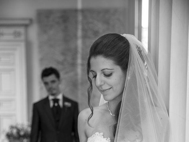 Il matrimonio di Simone e Laura a Desio, Monza e Brianza 37
