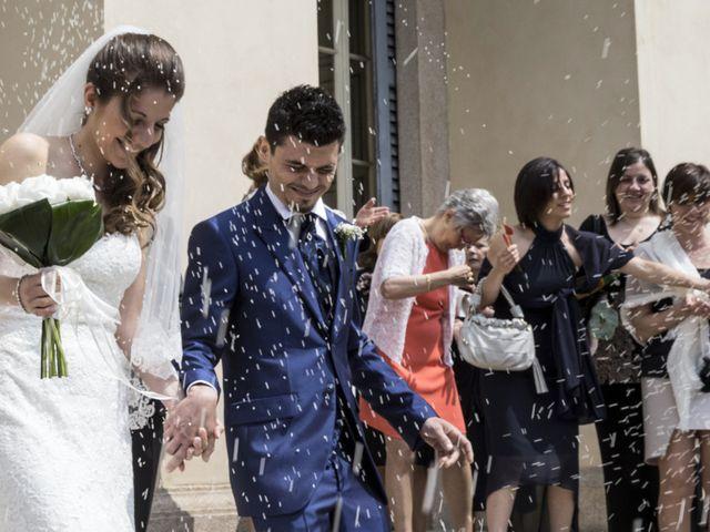 Il matrimonio di Simone e Laura a Desio, Monza e Brianza 40