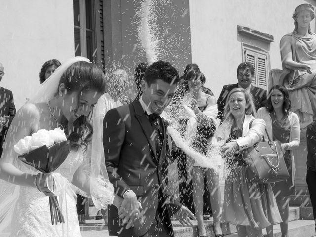 Il matrimonio di Simone e Laura a Desio, Monza e Brianza 41