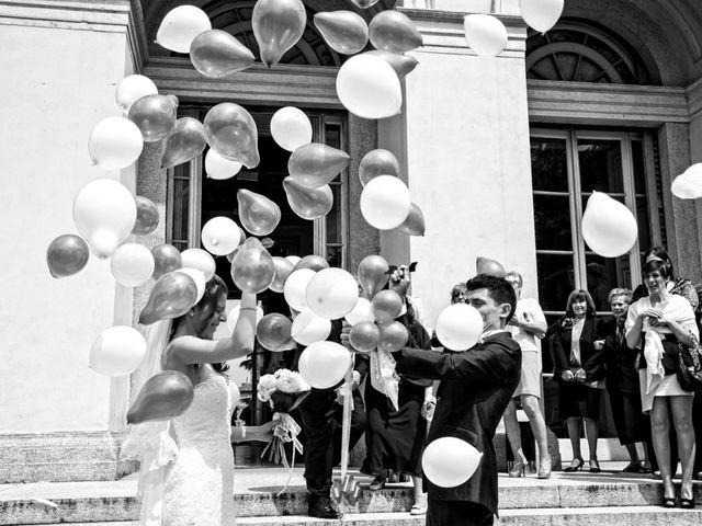 Il matrimonio di Simone e Laura a Desio, Monza e Brianza 42