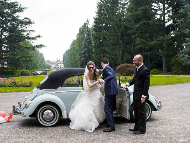 Il matrimonio di Simone e Laura a Desio, Monza e Brianza 49