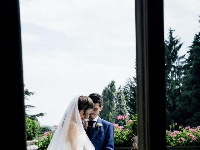 Il matrimonio di Simone e Laura a Desio, Monza e Brianza 69