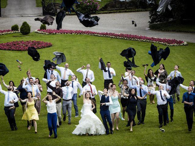 Il matrimonio di Simone e Laura a Desio, Monza e Brianza 1