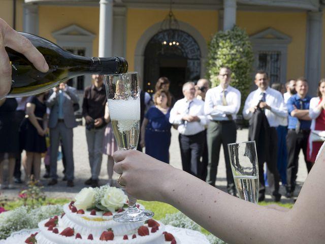 Il matrimonio di Simone e Laura a Desio, Monza e Brianza 74