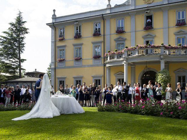 Il matrimonio di Simone e Laura a Desio, Monza e Brianza 75
