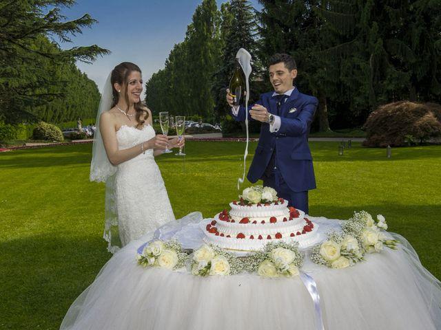 Il matrimonio di Simone e Laura a Desio, Monza e Brianza 76