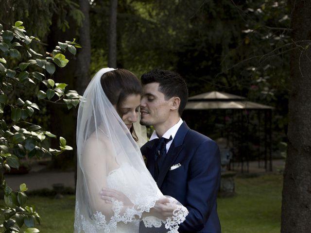 Il matrimonio di Simone e Laura a Desio, Monza e Brianza 80