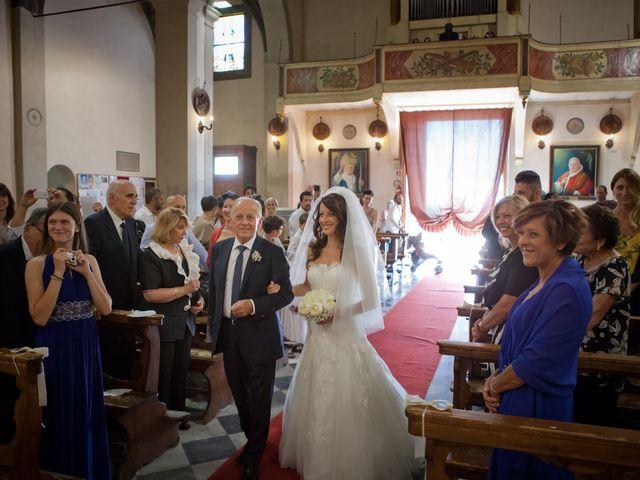 Il matrimonio di Cosimo e Chiara a Firenze, Firenze 7