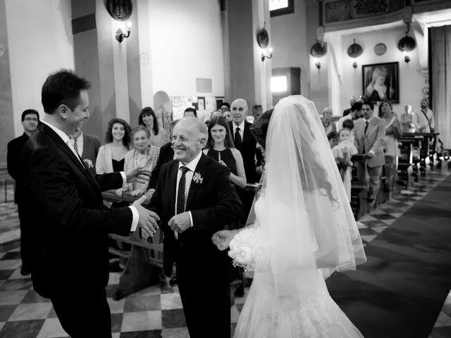 Il matrimonio di Cosimo e Chiara a Firenze, Firenze 8