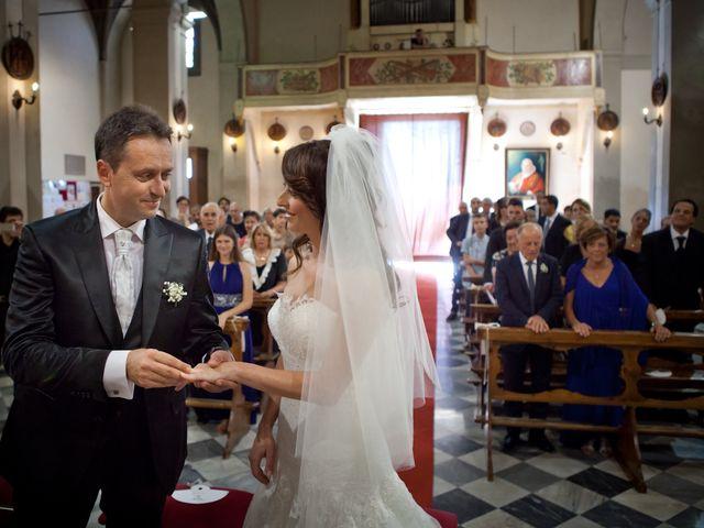 Il matrimonio di Cosimo e Chiara a Firenze, Firenze 14