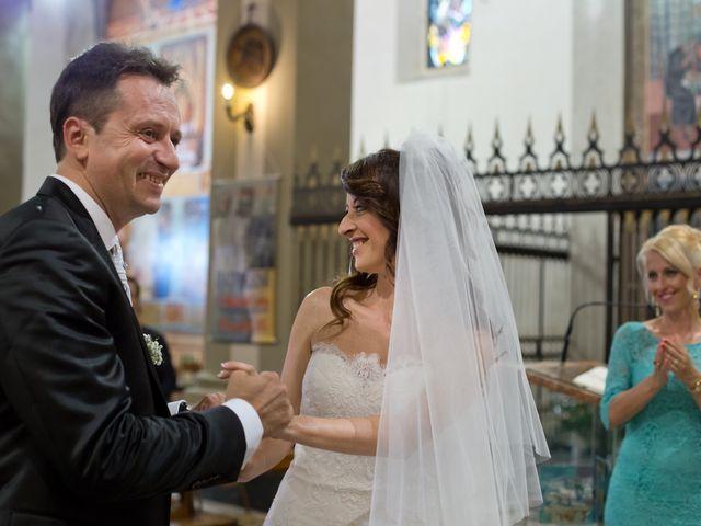 Il matrimonio di Cosimo e Chiara a Firenze, Firenze 15
