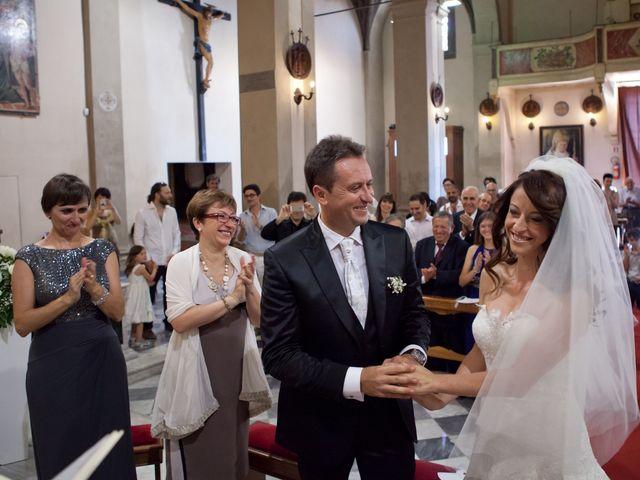 Il matrimonio di Cosimo e Chiara a Firenze, Firenze 16