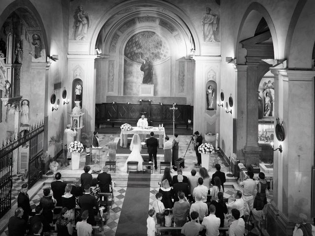 Il matrimonio di Cosimo e Chiara a Firenze, Firenze 19