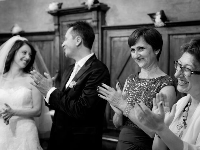 Il matrimonio di Cosimo e Chiara a Firenze, Firenze 23
