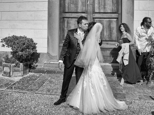 Il matrimonio di Cosimo e Chiara a Firenze, Firenze 25