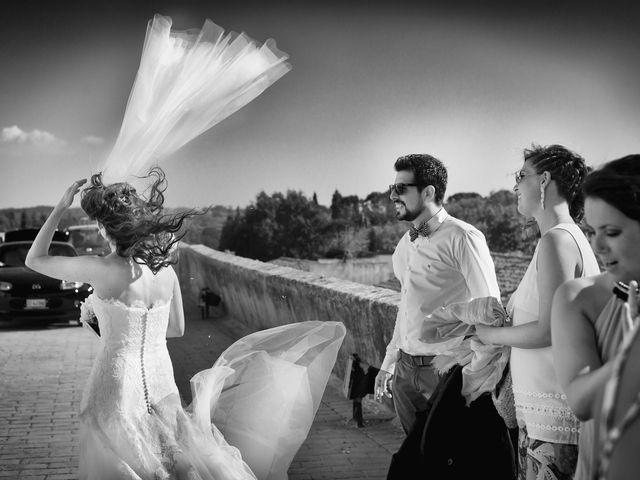 Il matrimonio di Cosimo e Chiara a Firenze, Firenze 1