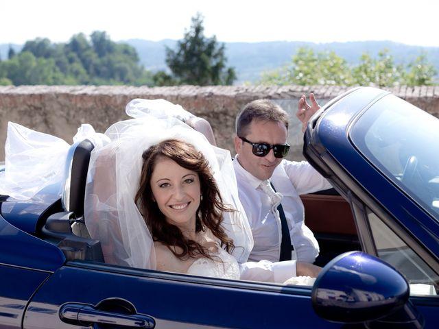 Il matrimonio di Cosimo e Chiara a Firenze, Firenze 26