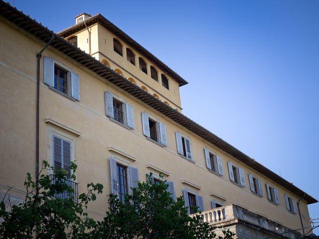 Il matrimonio di Cosimo e Chiara a Firenze, Firenze 27