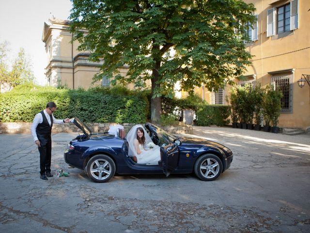 Il matrimonio di Cosimo e Chiara a Firenze, Firenze 28