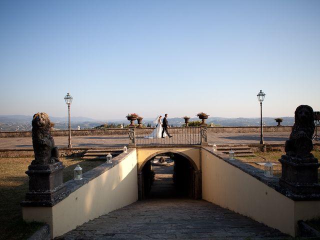 Il matrimonio di Cosimo e Chiara a Firenze, Firenze 34