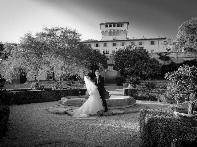 Il matrimonio di Cosimo e Chiara a Firenze, Firenze 40