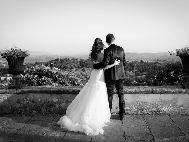 Il matrimonio di Cosimo e Chiara a Firenze, Firenze 44