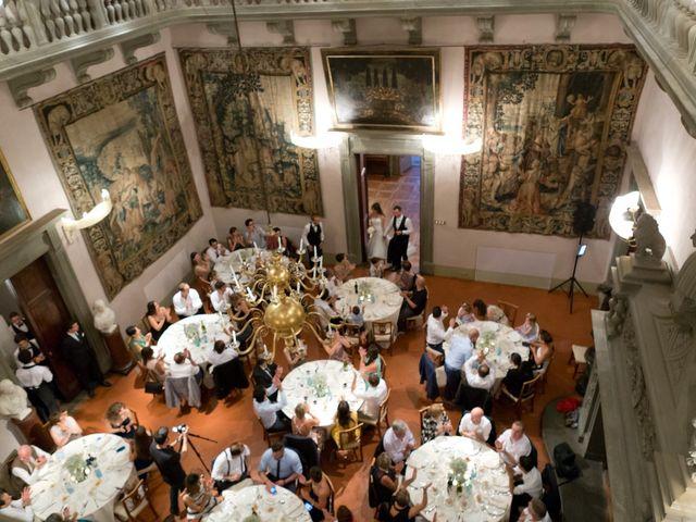 Il matrimonio di Cosimo e Chiara a Firenze, Firenze 48
