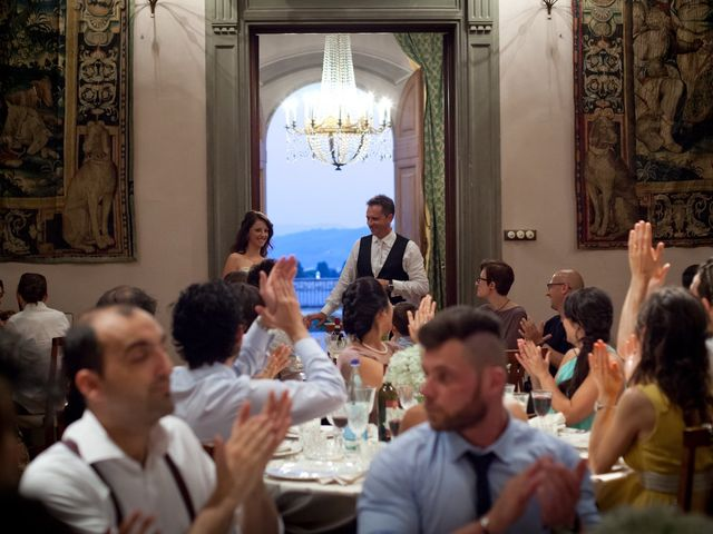 Il matrimonio di Cosimo e Chiara a Firenze, Firenze 49