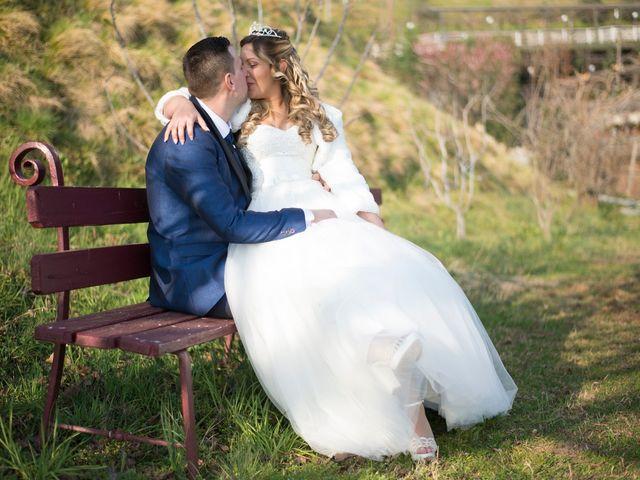 Le nozze di Sara  e Nicolas