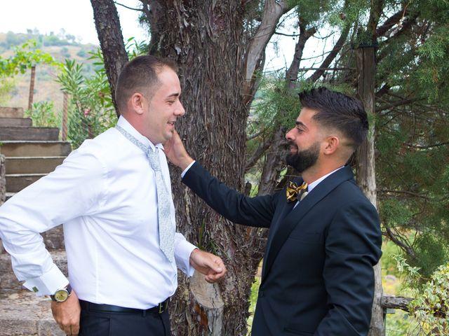 Il matrimonio di Natali e Andreas a Savoca, Messina 4