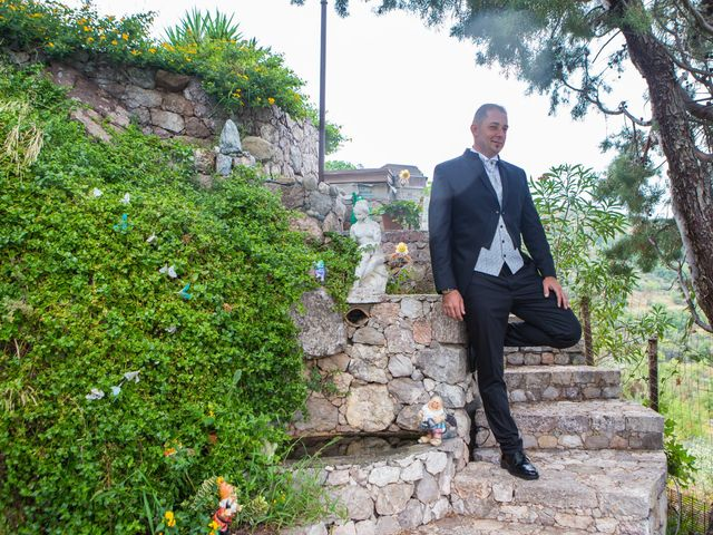 Il matrimonio di Natali e Andreas a Savoca, Messina 5