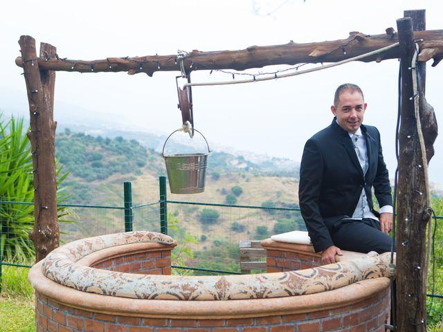 Il matrimonio di Natali e Andreas a Savoca, Messina 7