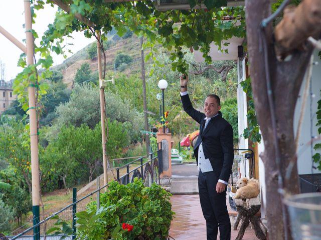 Il matrimonio di Natali e Andreas a Savoca, Messina 8