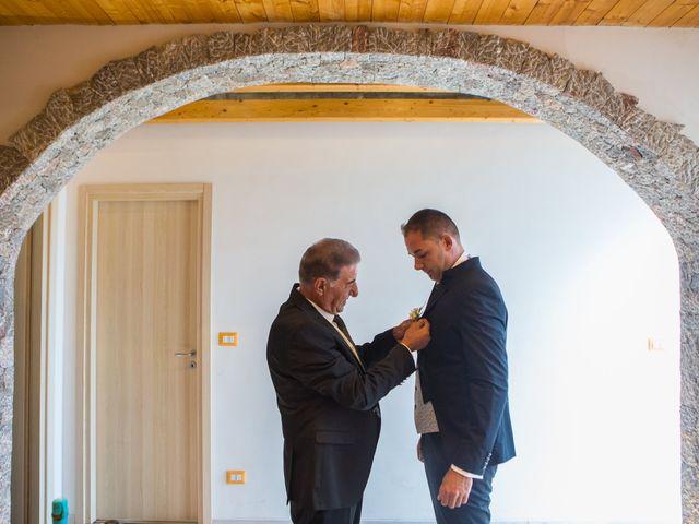 Il matrimonio di Natali e Andreas a Savoca, Messina 9