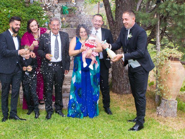 Il matrimonio di Natali e Andreas a Savoca, Messina 10