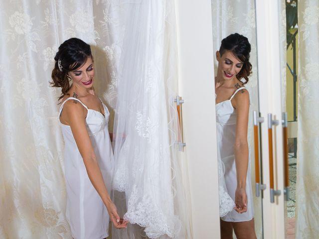 Il matrimonio di Natali e Andreas a Savoca, Messina 11