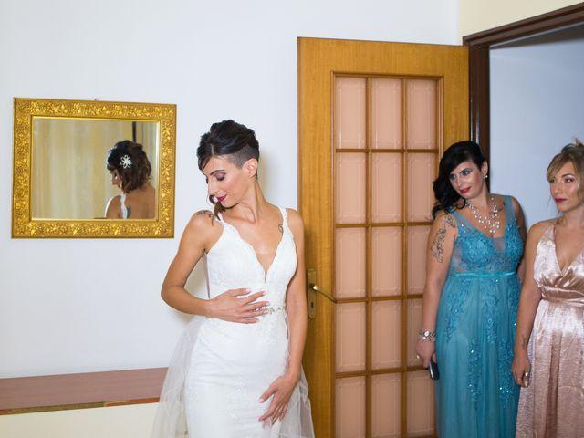 Il matrimonio di Natali e Andreas a Savoca, Messina 13