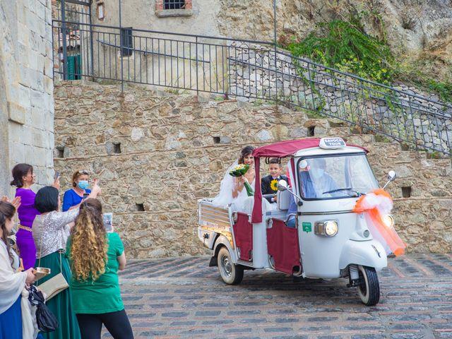 Il matrimonio di Natali e Andreas a Savoca, Messina 17