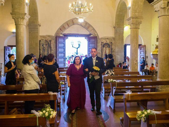 Il matrimonio di Natali e Andreas a Savoca, Messina 18