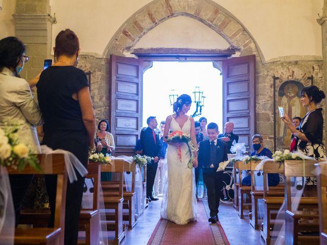 Il matrimonio di Natali e Andreas a Savoca, Messina 19