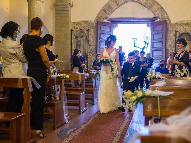 Il matrimonio di Natali e Andreas a Savoca, Messina 20