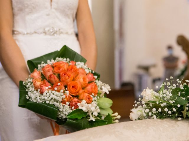 Il matrimonio di Natali e Andreas a Savoca, Messina 22