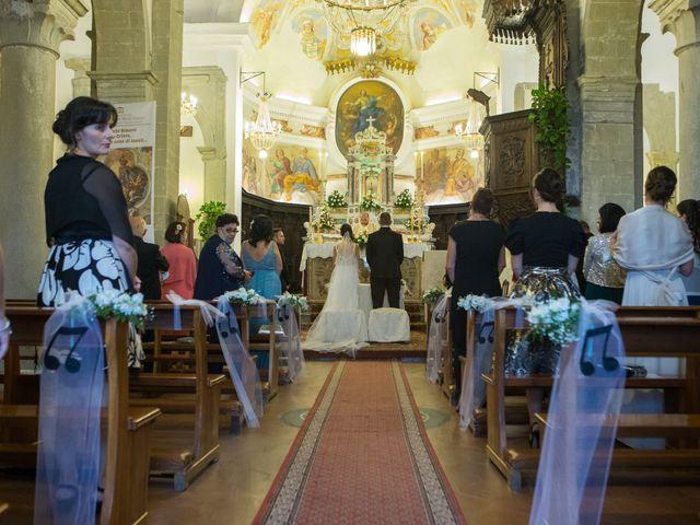 Il matrimonio di Natali e Andreas a Savoca, Messina 23