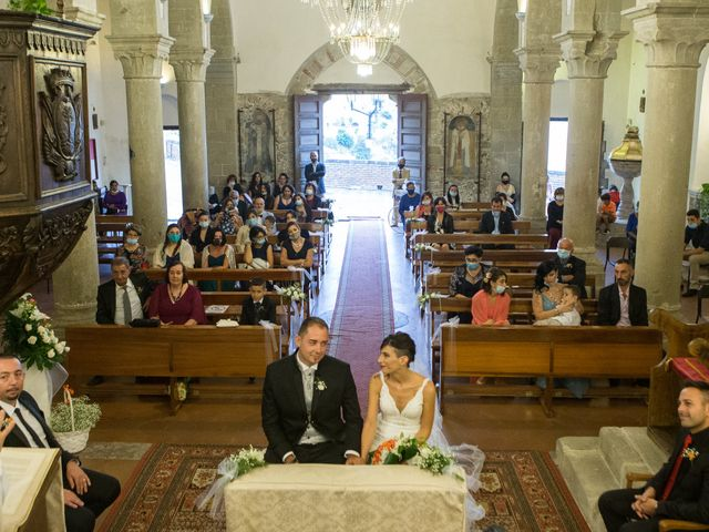 Il matrimonio di Natali e Andreas a Savoca, Messina 25
