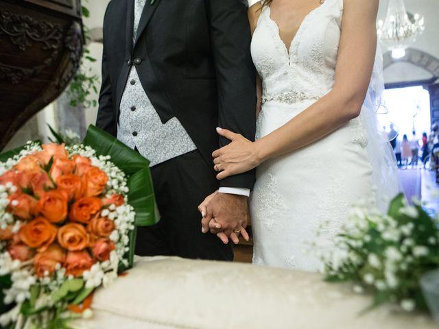 Il matrimonio di Natali e Andreas a Savoca, Messina 28