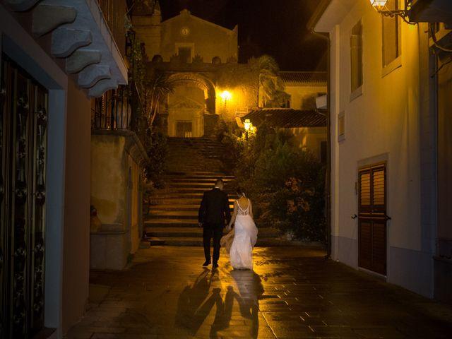 Il matrimonio di Natali e Andreas a Savoca, Messina 34