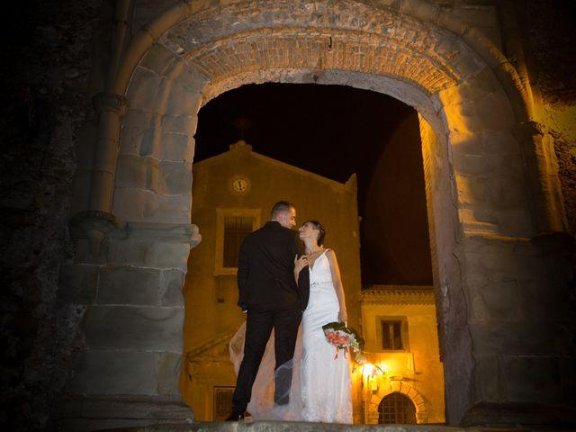 Il matrimonio di Natali e Andreas a Savoca, Messina 35