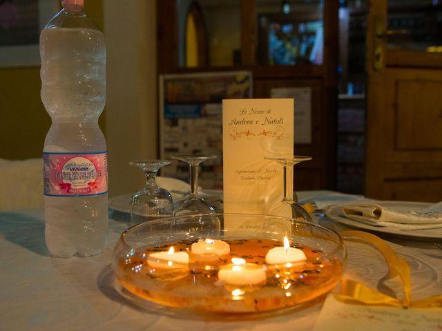 Il matrimonio di Natali e Andreas a Savoca, Messina 39
